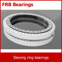 Double row ball slewing rings