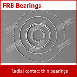 FKA series radial contact thin bearing
