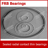 FJG series sealed radial thin bearing