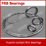 FKB series four point thin bearings